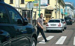 Какой штраф если не пропустил пешехода в 2019г.? - voprosy-osago, avtomobil